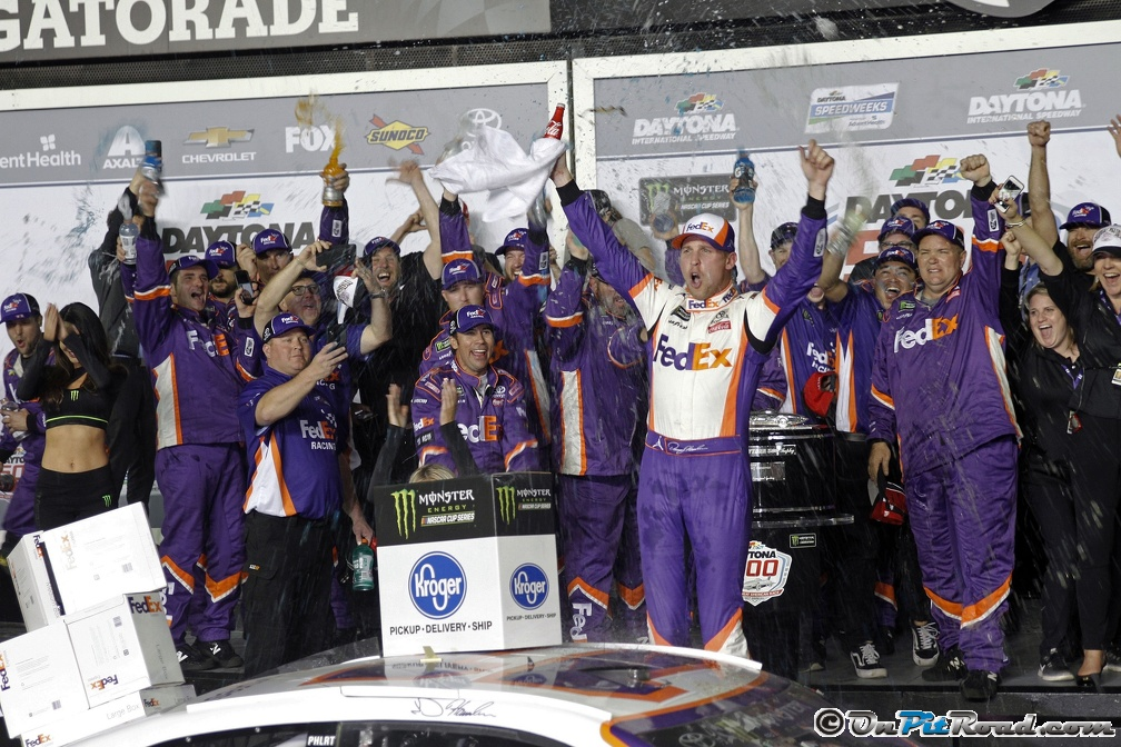 2019 Monster Energy NASCAR Cup Series / Daytona International