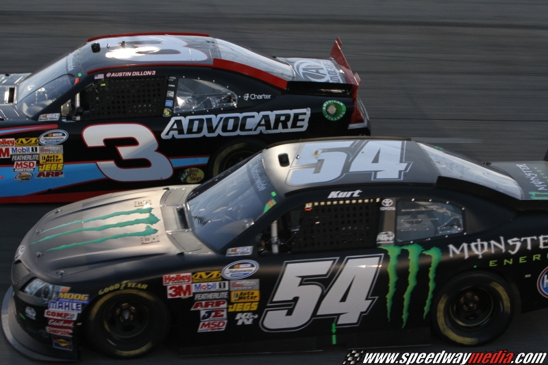 Kurt Busch-Richmond-Brad Keppel