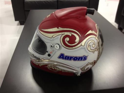 Bowyer Helmet 2