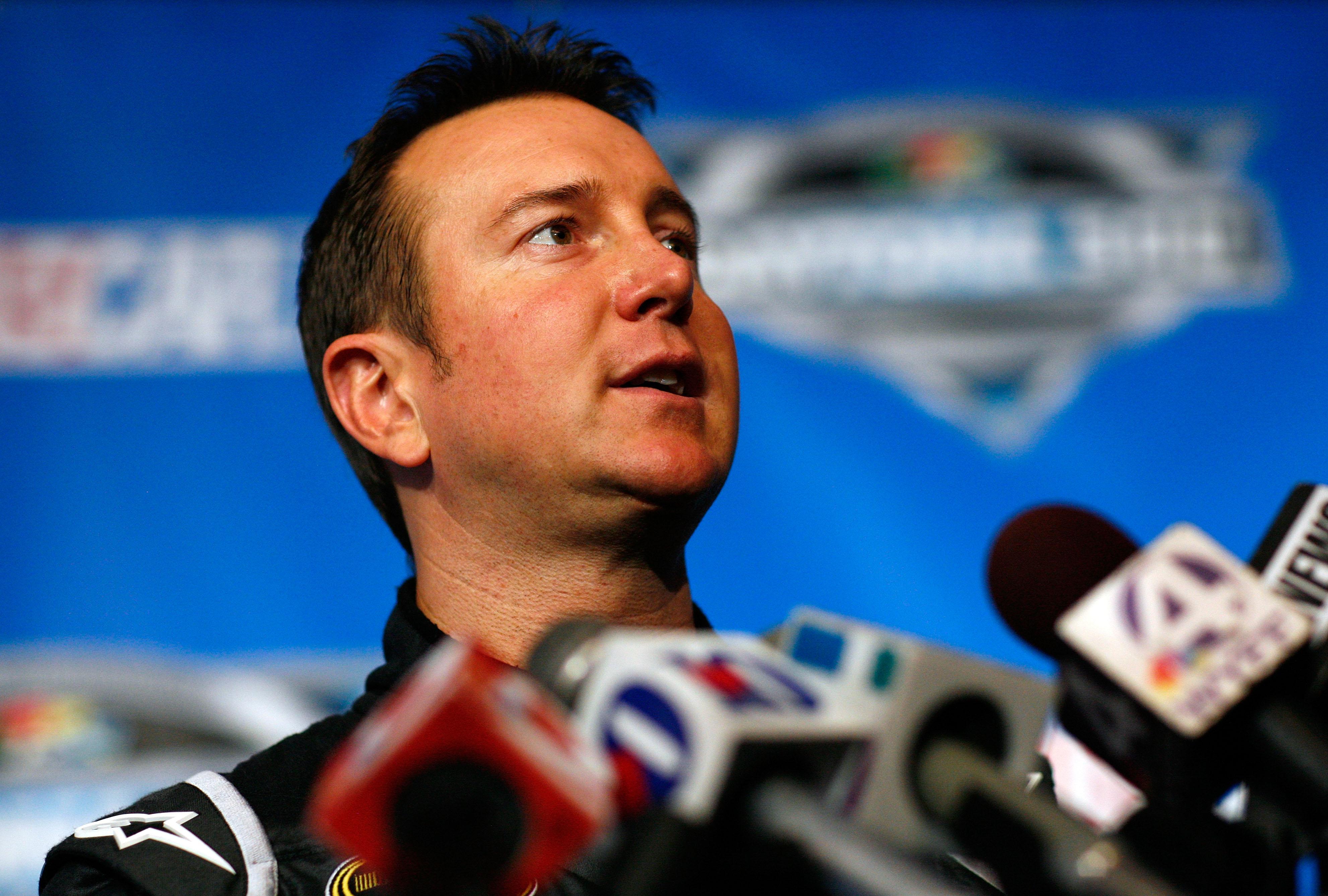 2012 NASCAR Media Day