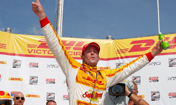 HunterReay_Milwaukee_IndyCar