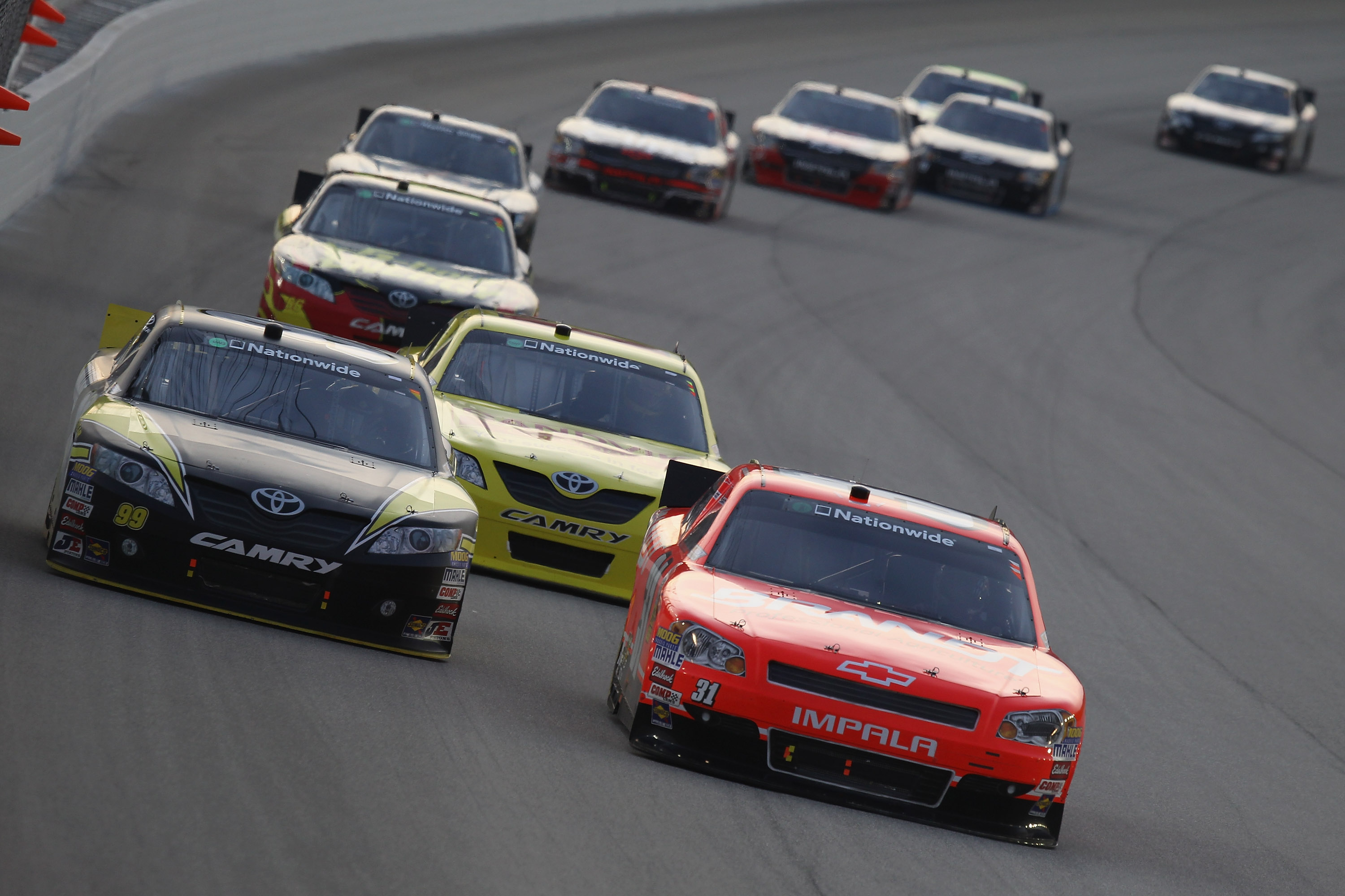 NASCAR Nationwide Series STP 300