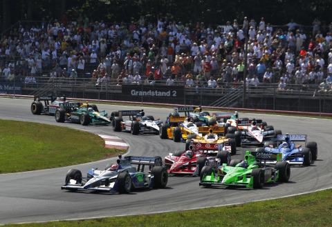 2011 IndyCar Mid Ohio Priority
