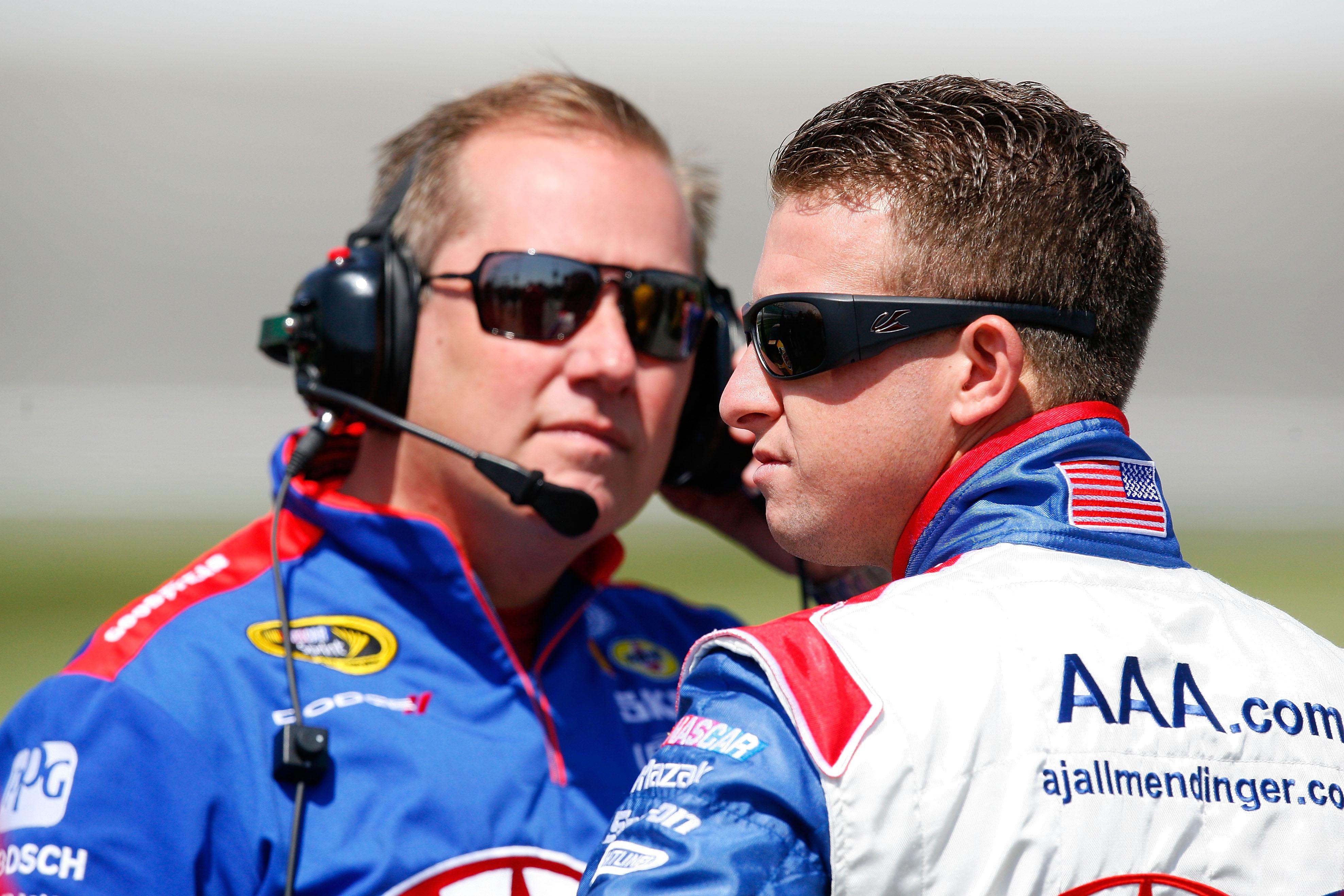 Kansas Speedway – STP 400 Qualifying