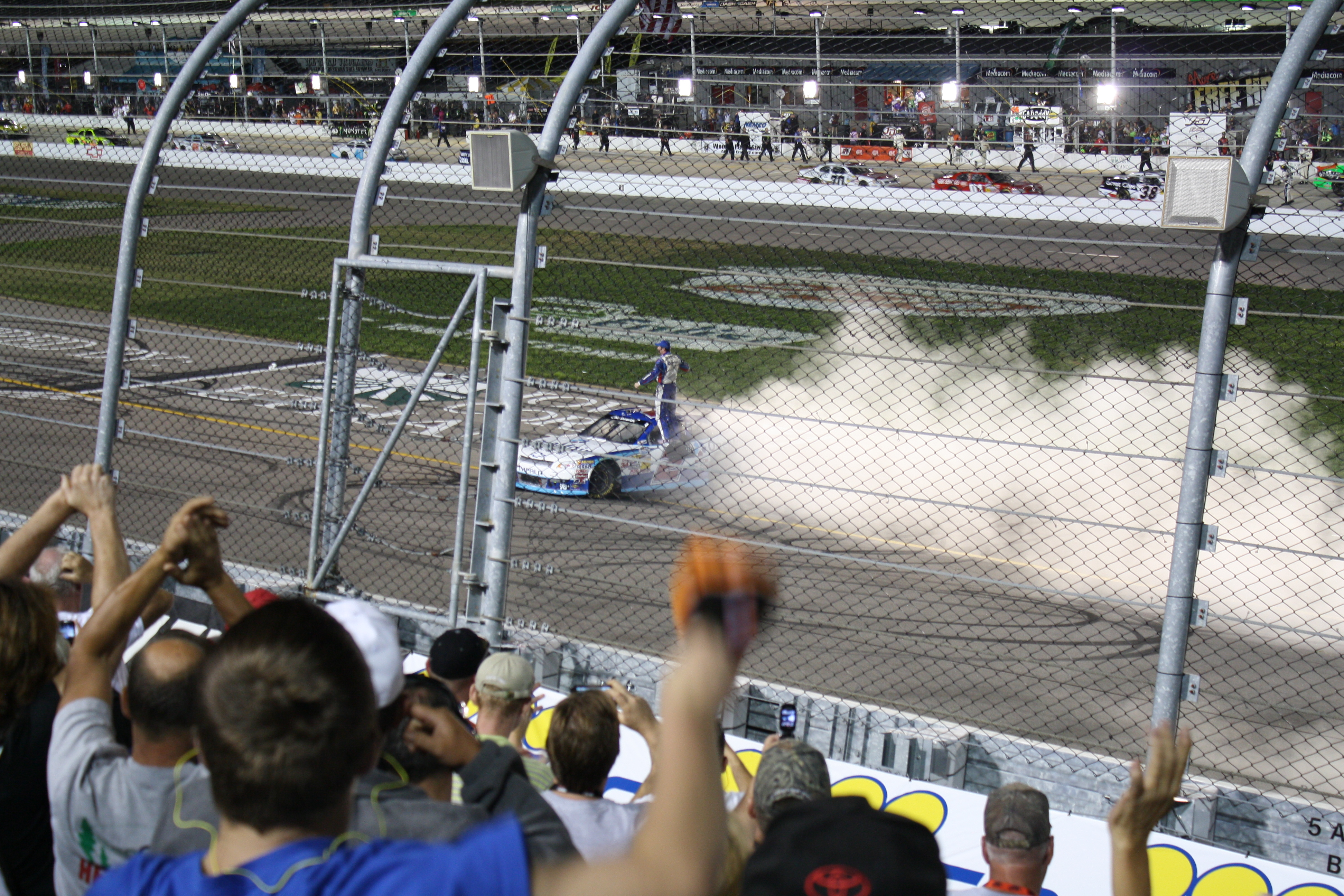 NASCAR Nationwide Series August 4 299