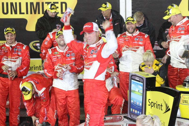 Sprint Unlimited-winner 014-L