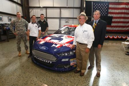 NASCAR:  Oct 10 Hire Our Heros