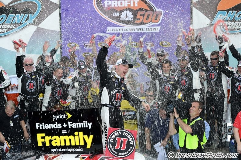 Photo Credit: David Yeazell/SpeedwayMedia.com