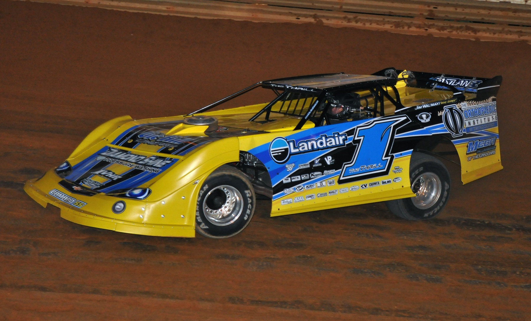 Bulls Gap (TN) United States  city photo : DT: Hill debuts new race car for Carolina Clash $4,000 'Border Wars ...