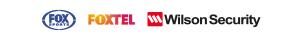 V8 Media Logos