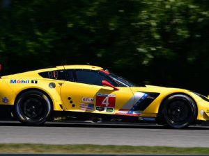 Photo Credit: Corvette Racing
