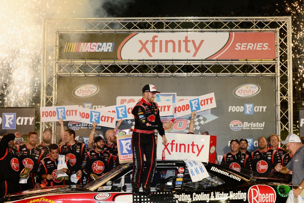 Photo Credit: Jeff Curry/Getty Images for NASCAR
