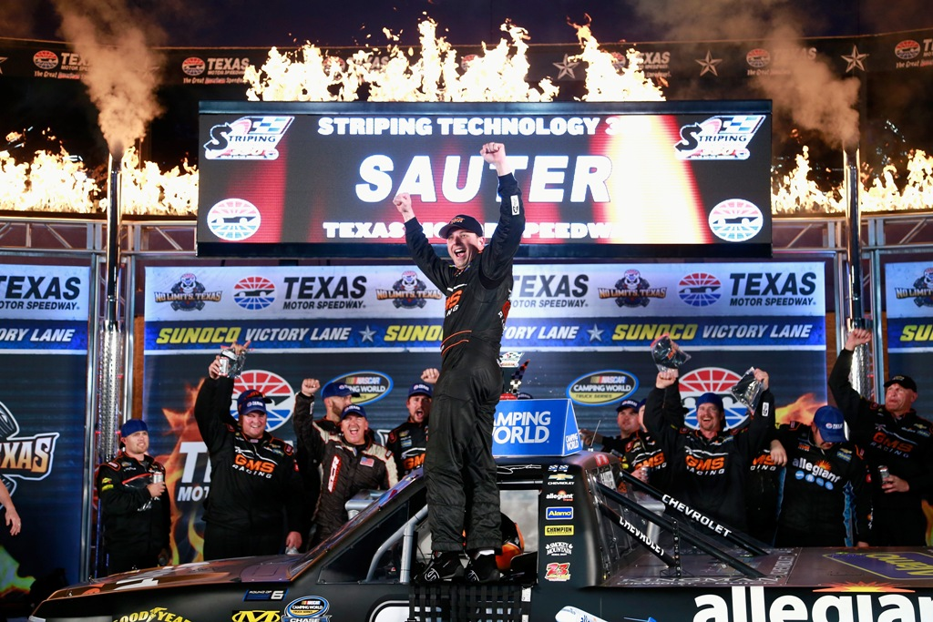 Photo by Matt Sullivan/NASCAR via Getty Images