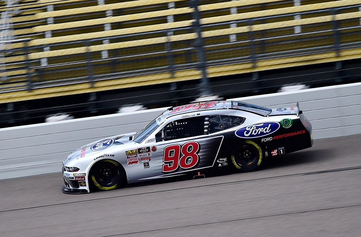 NASCAR Xfinity Series U.S. Cellular 250 – Qualifying