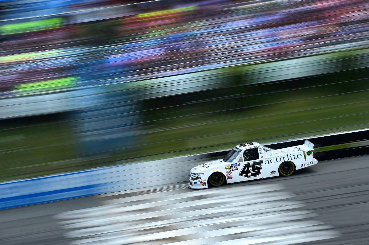 NASCAR Gander Outdoor Truck Series Gander RV 150