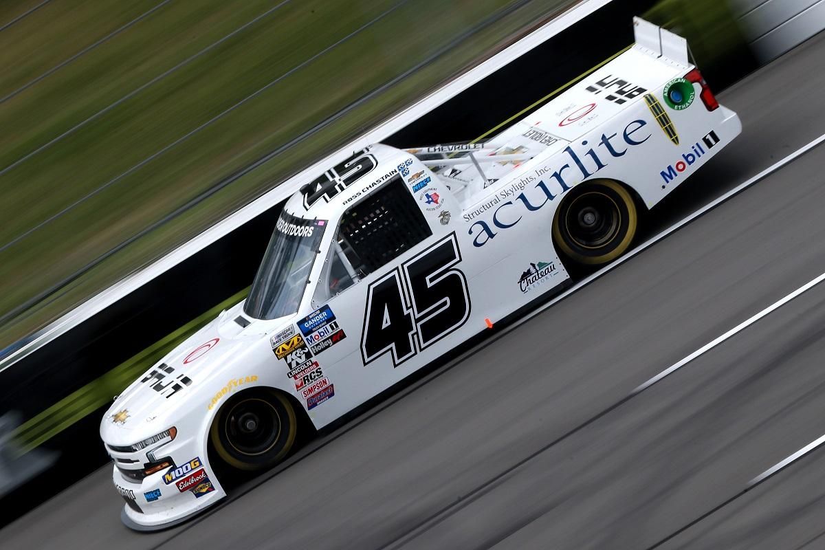 NASCAR Gander Outdoor Truck Series Gander RV 150 – Practice