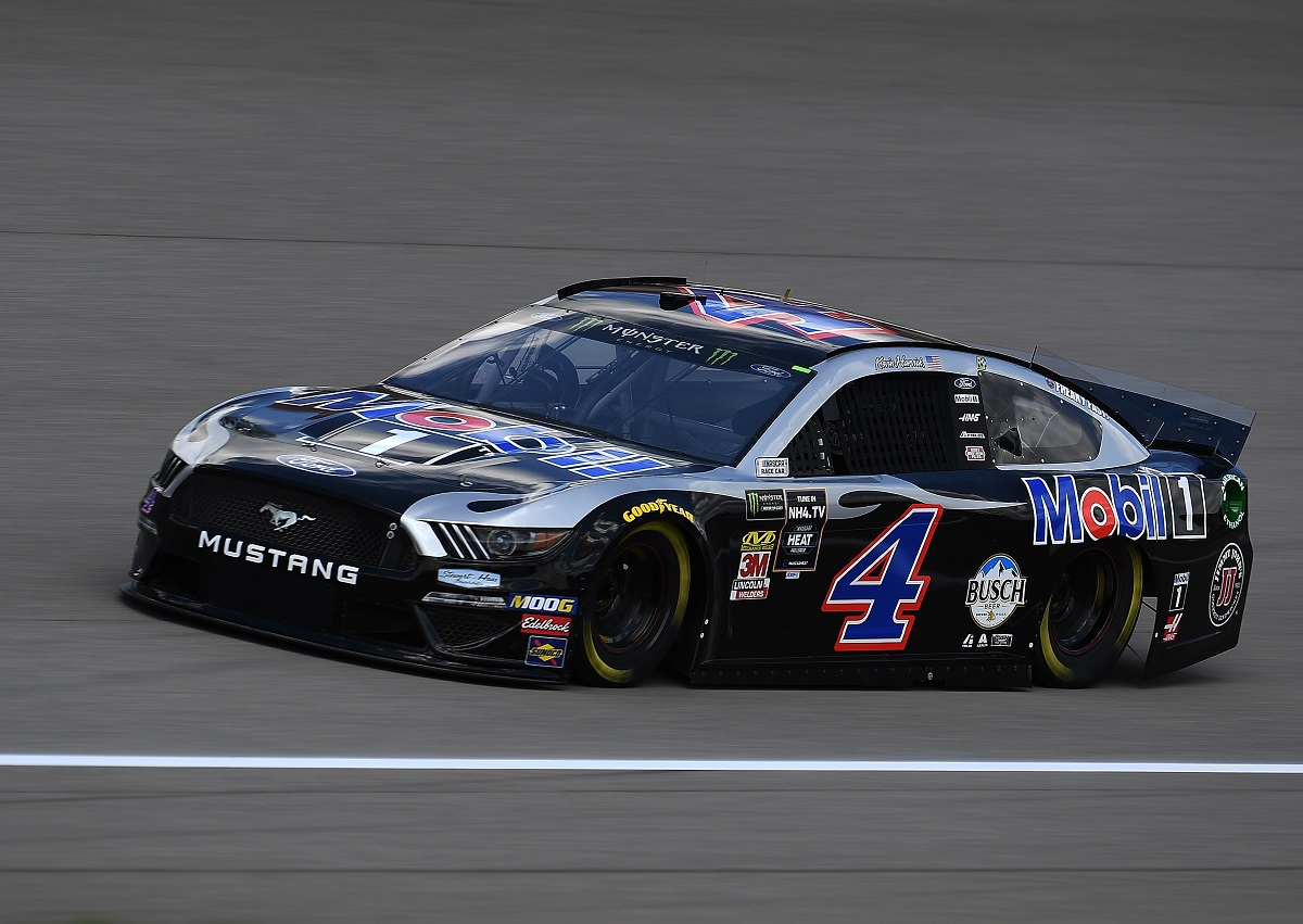 Monster Energy NASCAR Cup Series Consumers Energy 400 – Practice