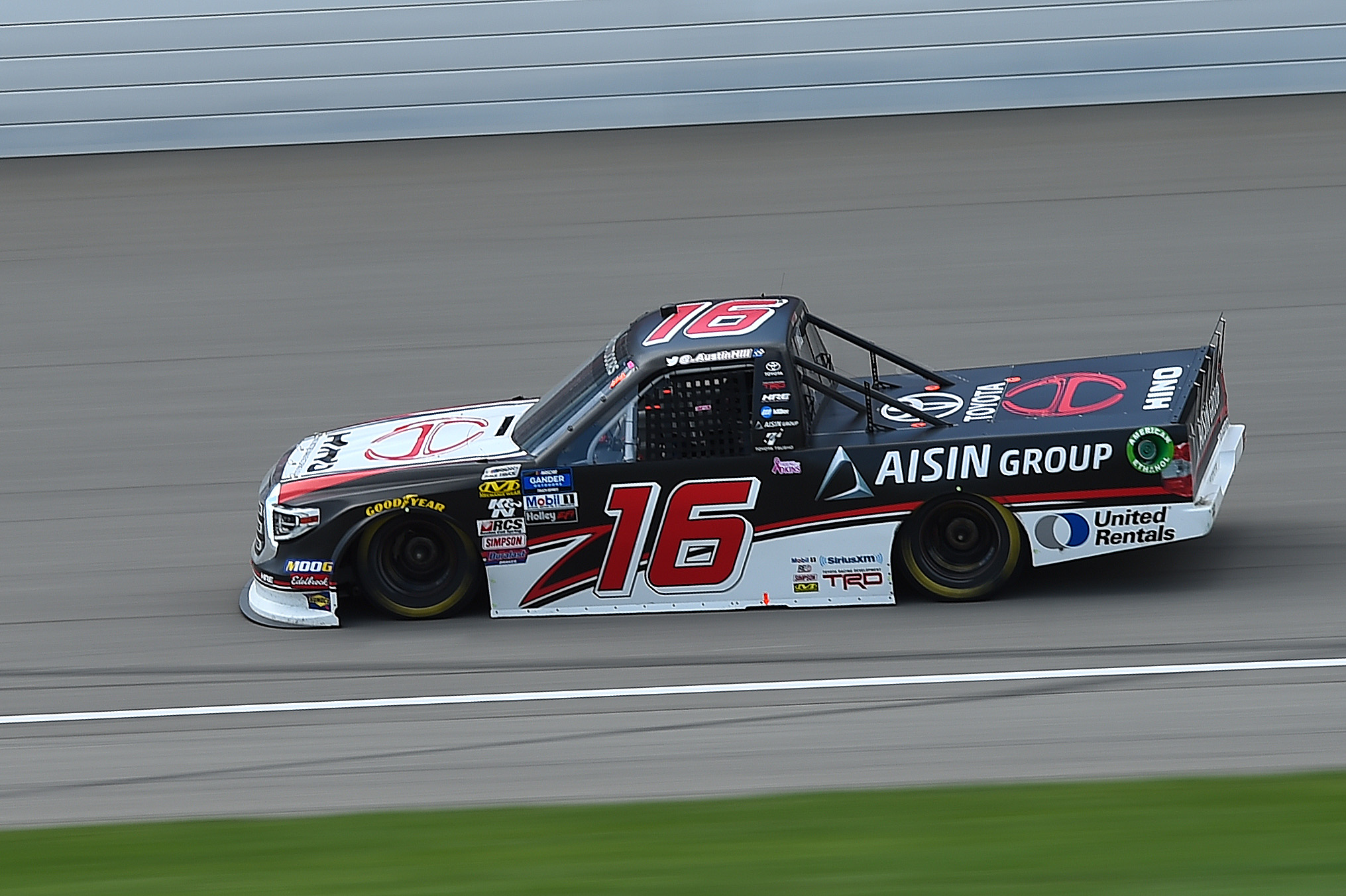 NASCAR Gander Outdoor Truck Series Corrigan Oil 200