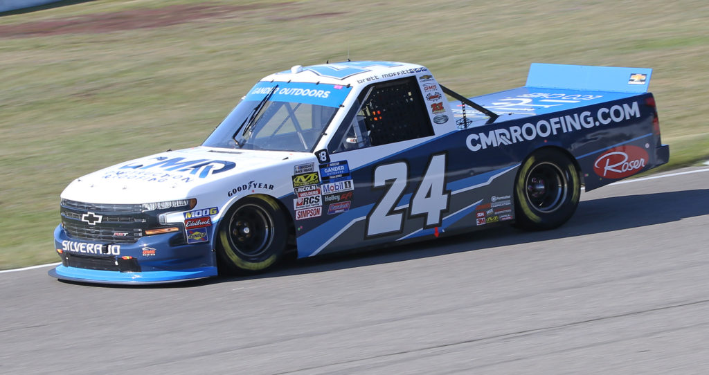 Gander Nascar Outdoor Truck Series – Qualifying
