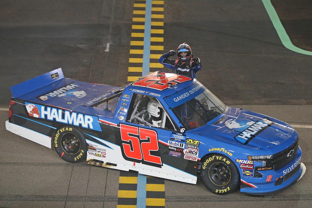 NASCAR Gander Outdoors Truck Series Lucas Oil 150