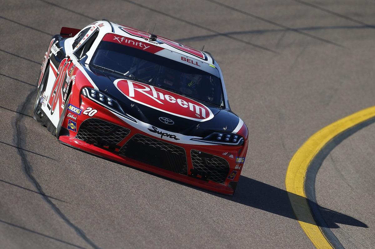 NASCAR Xfinity Series Desert Diamond Casino West Valley 200 – Practice