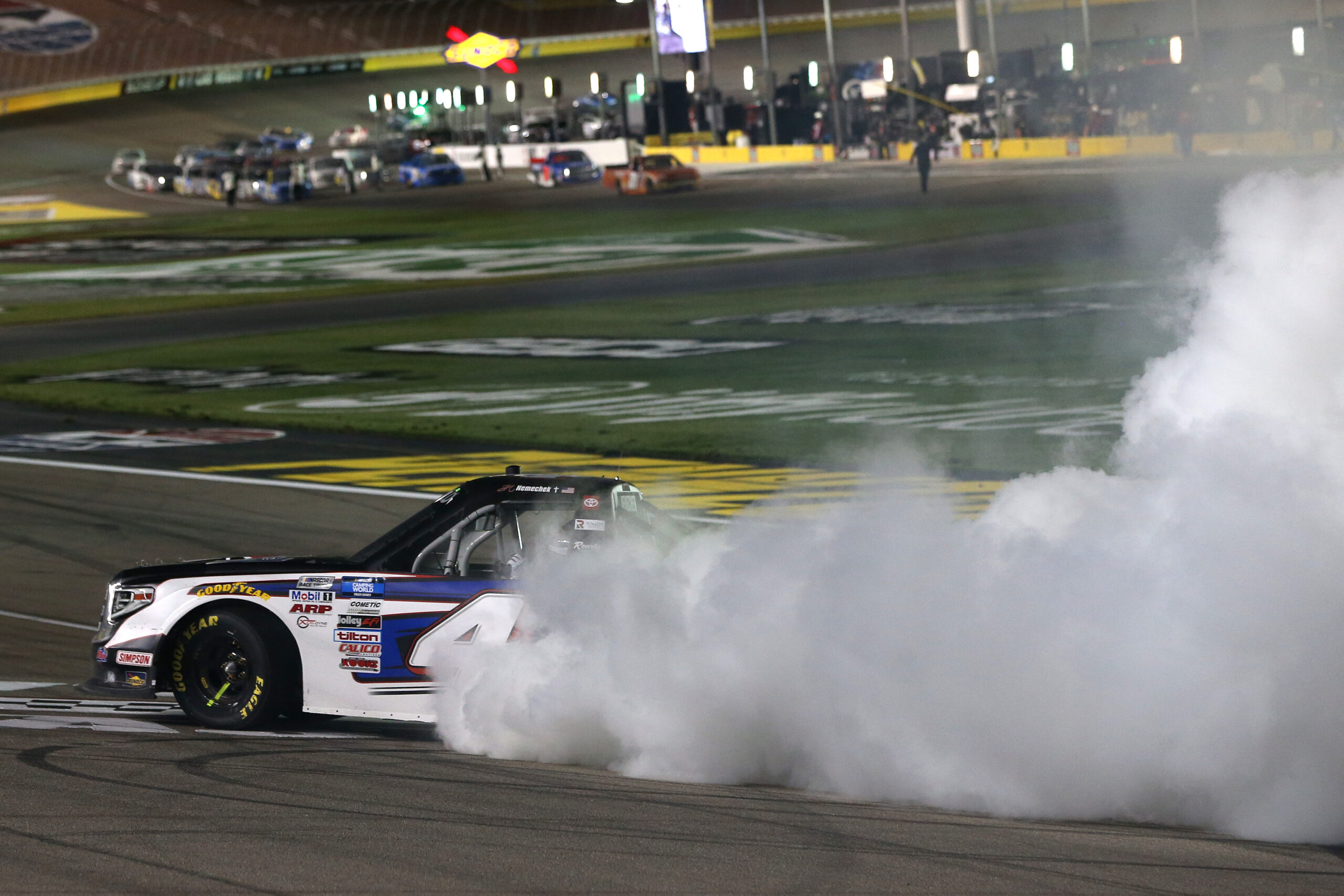 NASCAR Camping World Truck Series Bucked Up 200