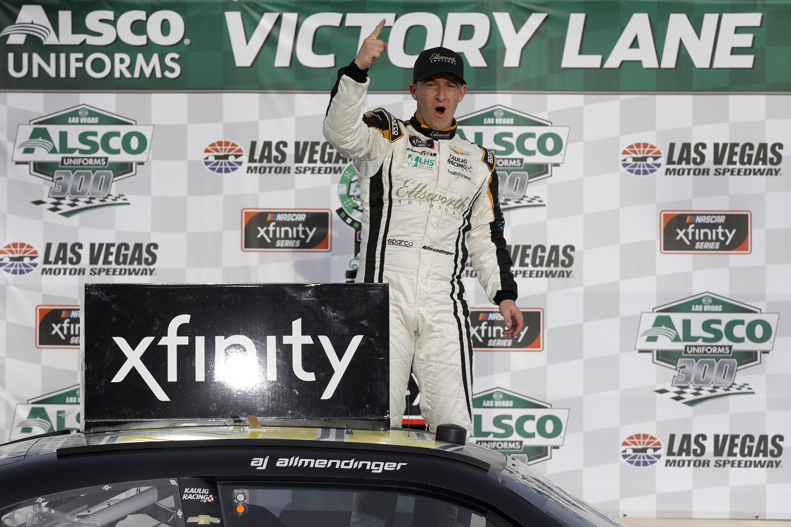 NASCAR Xfinity Series Alsco Uniforms 300
