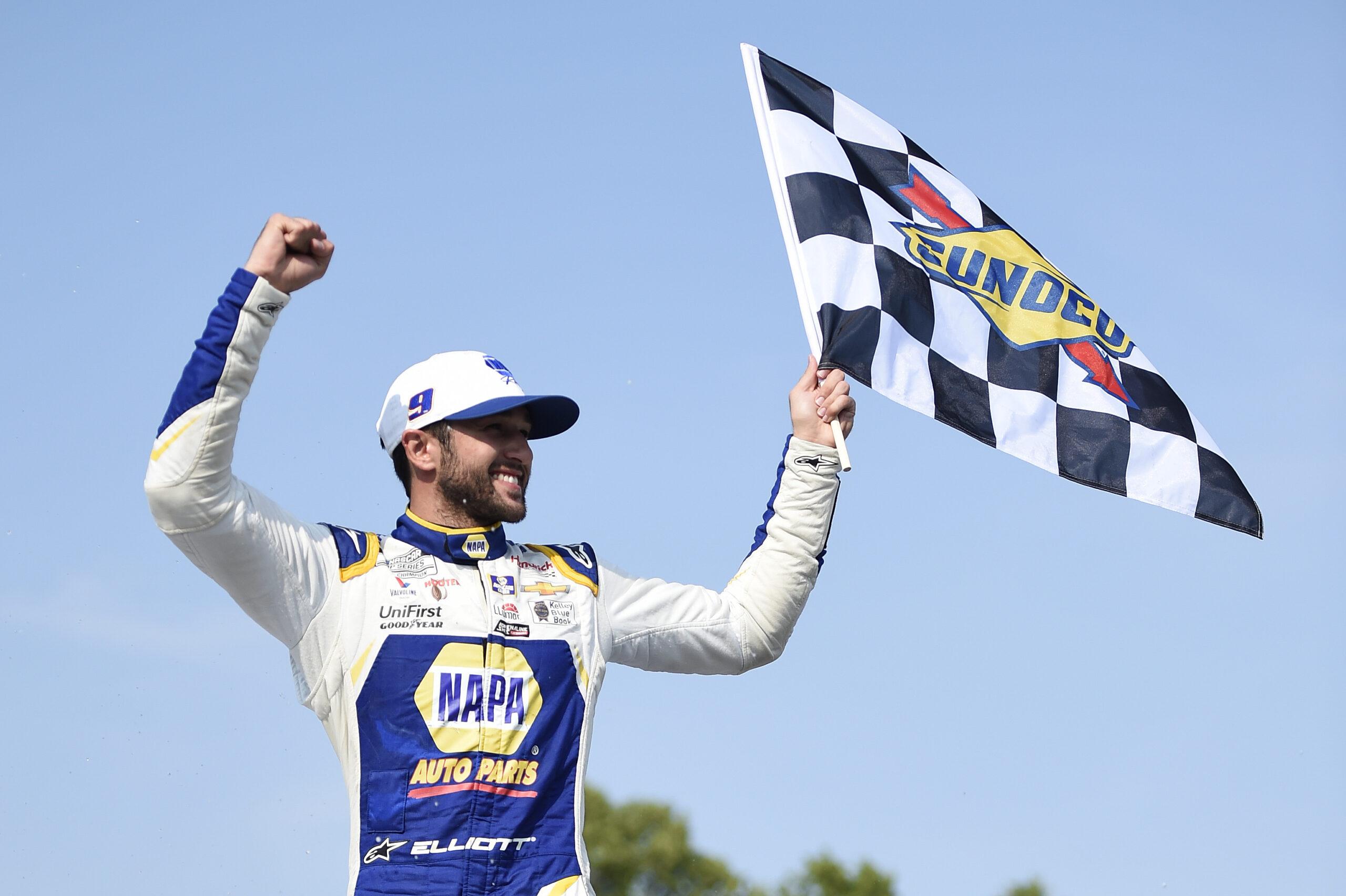 NASCAR Cup Series Jockey Made in America 250 Presented by Kwik Trip